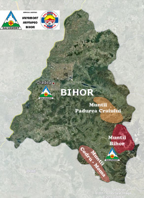 Trasee turistice judetul Bihor